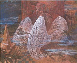 夜になお「92-1」1992年